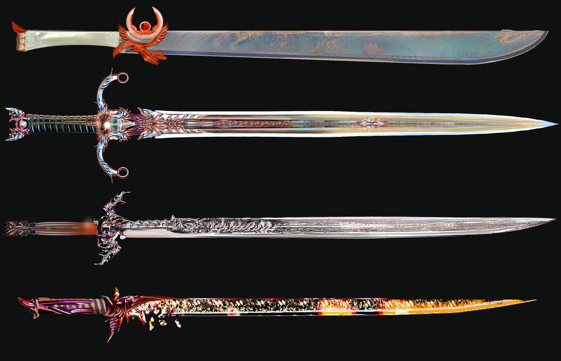 Weaponry 498 by Random223