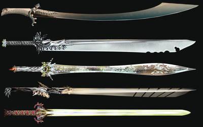 Weaponry 499  by Random223