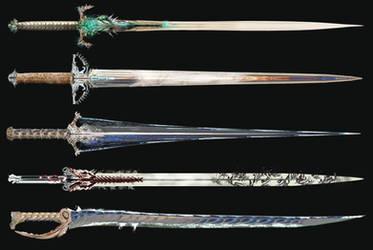 Weaponry 500  by Random223
