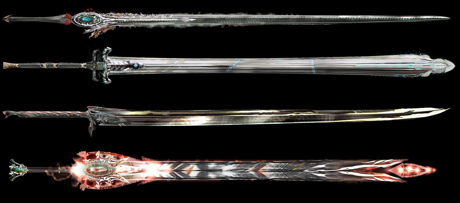 Weaponry 542 by Random223