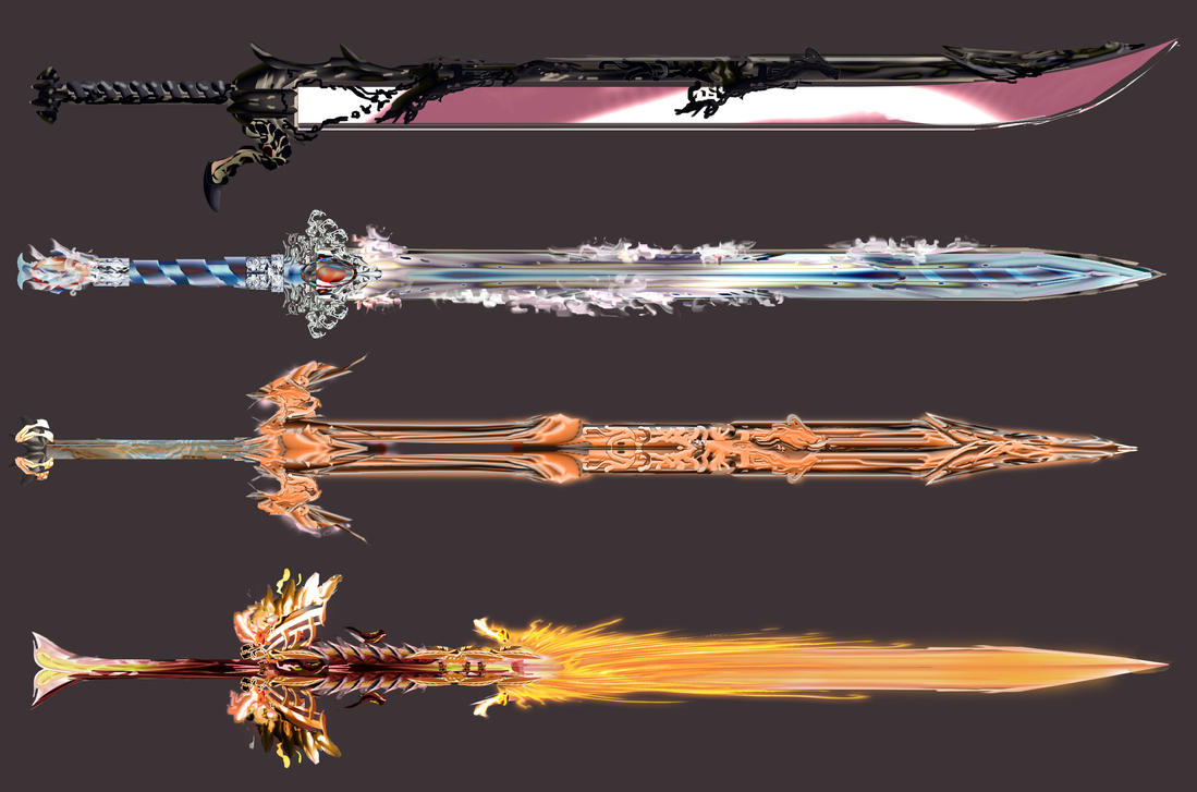 Weaponry 568 by Random223