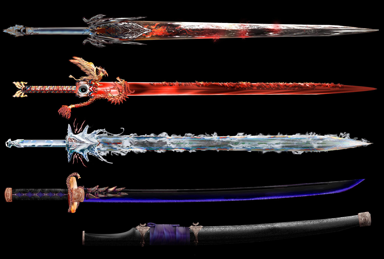 Weaponry 569 by Random223