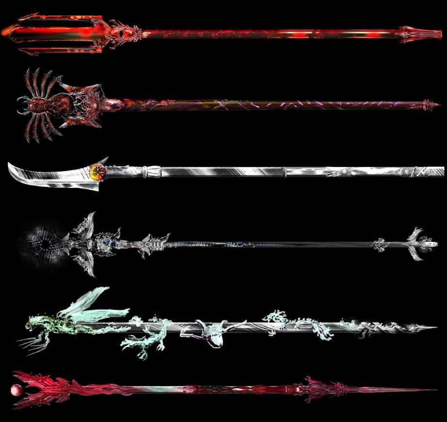 Weaponry 572 by Random223
