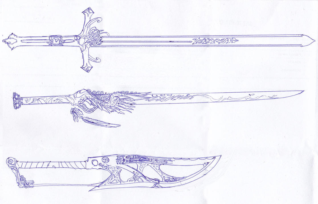 Weaponry 574 by Random223