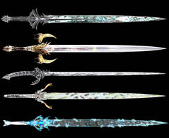 Weaponry 600 by Random223