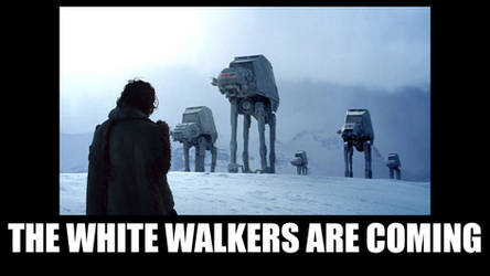 White Walkers are coming by Random223