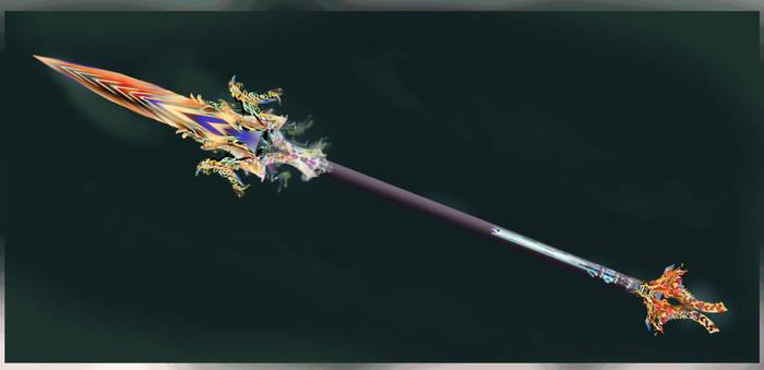 Weaponry 726