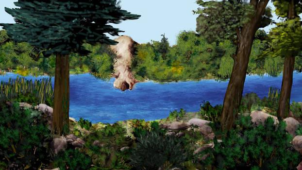 Background 19 Lake