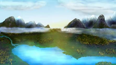Background 21 lake 3