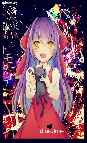 Ellen-Chan [The Witch House] Avatar by NekoRyoCatSan