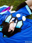Melfina Outlaw Star Cosplay