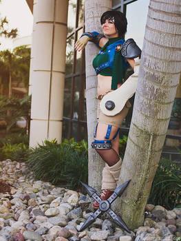 Yuffie Kisaragi Final Fantasy VII