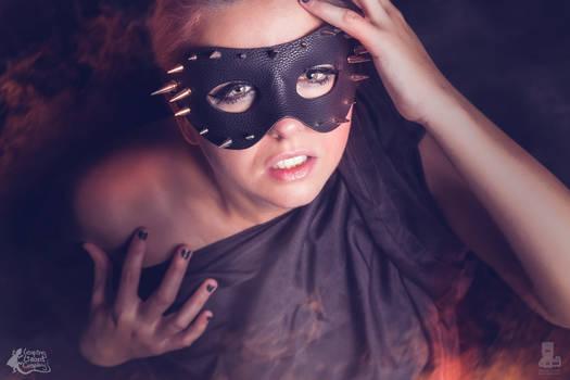 Modeling Shoot Series Seven Deadly Sins Wrath