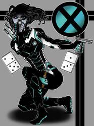 X-Men Domino