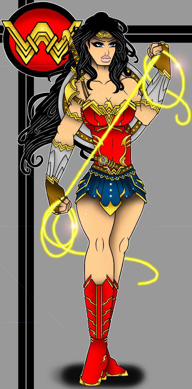 Wonder Woman The Last Hope