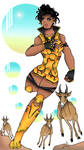Vixen Mari McCabe by Flash-of-Lingt