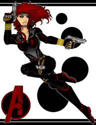 Black Widow Begins