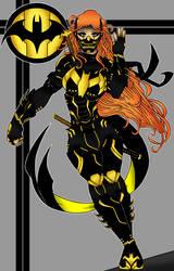 Batgirl Ninja