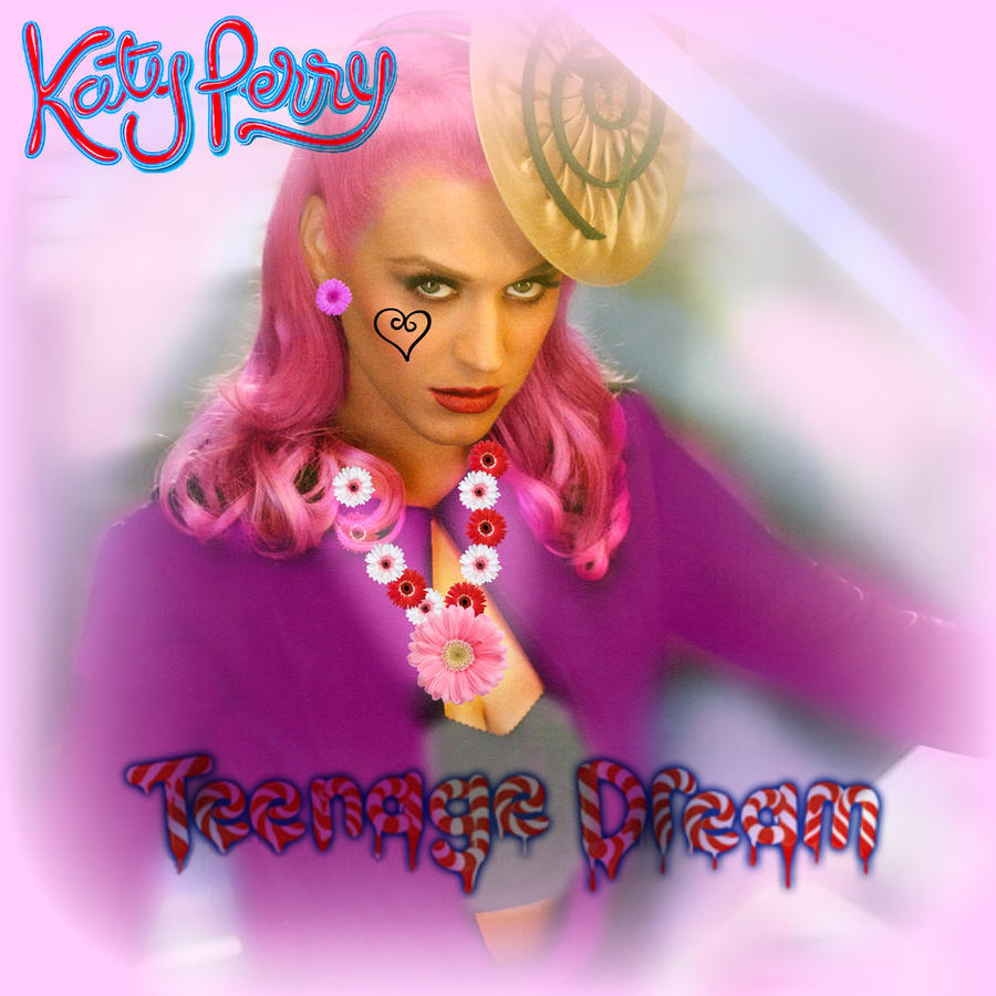 Katy perry teenage dream: the complete confection album california.