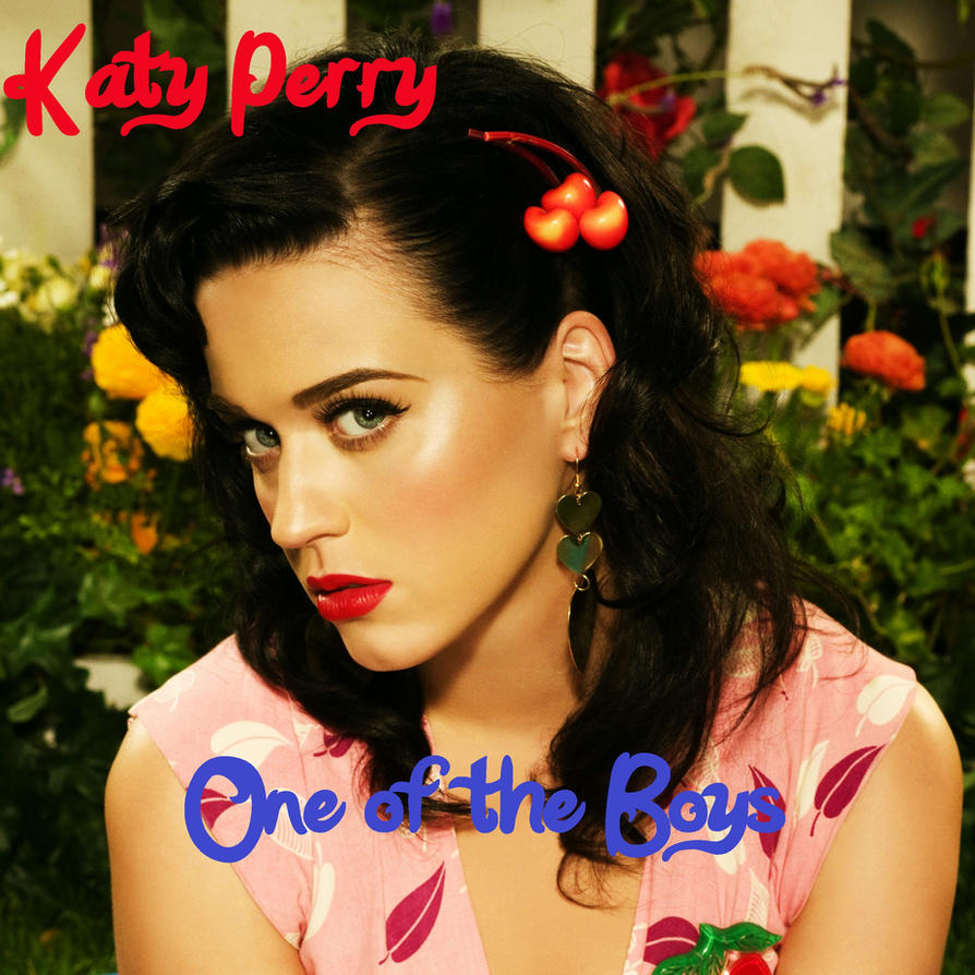 Katy Perry - One of the Boys by plgoldensKaty Perry One Of The Boys Poster