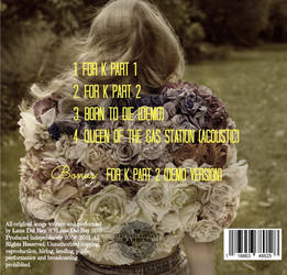 For K (back cover) by plgoldens
