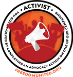 Activist1 by Shirley-Agnew-Art