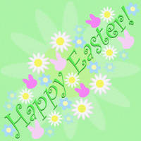 Happy Easter! by Shirley-Agnew-Art