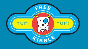 Free Kibble by Shirley-Agnew-Art
