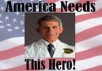 American Hero by Shirley-Agnew-Art