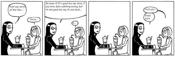 Nemi devil comic by NemiDevil