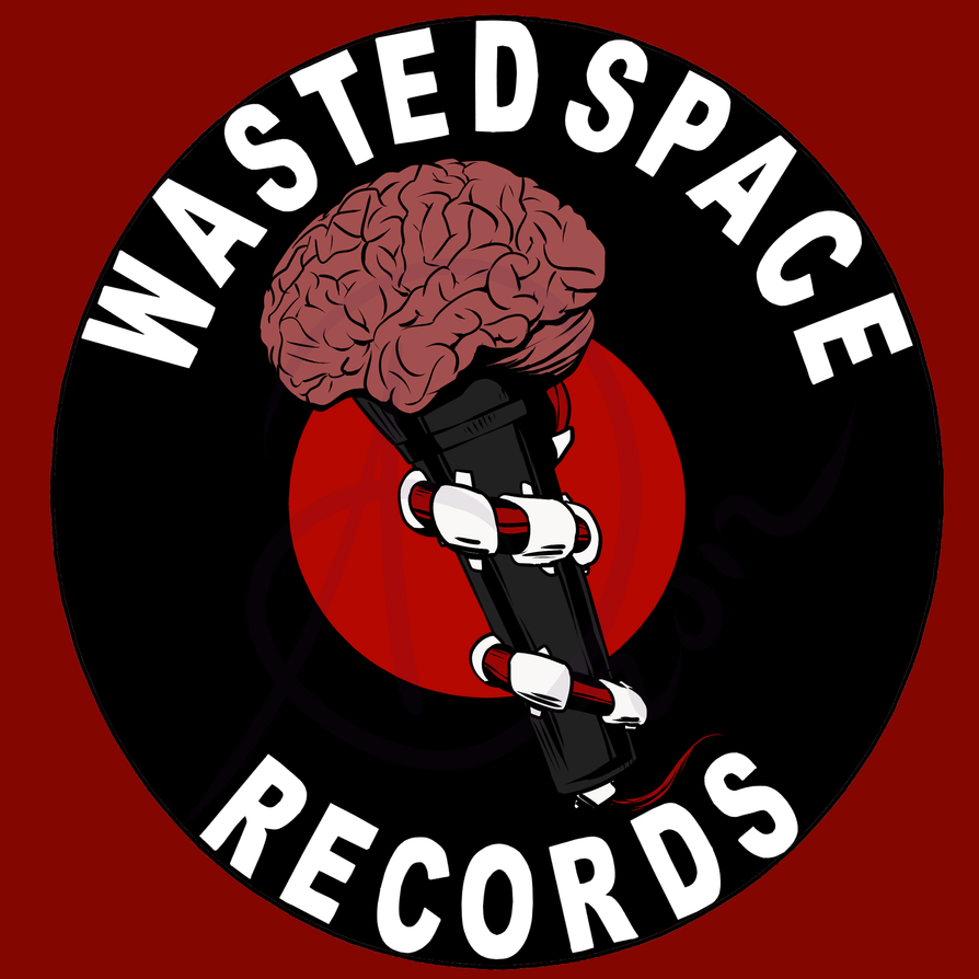 Wasted Space Records Logo by lexophile42