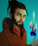 S-elf portrait