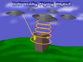 Unfriendly Flying Object by Scarzzurs