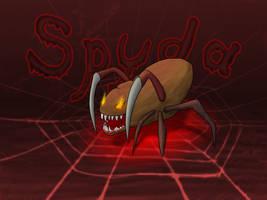 Demon Spyda by Scarzzurs
