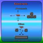 Bacon Copter Controls Screen