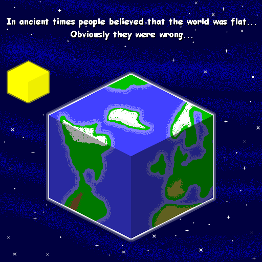 Planet Pixel by Scarzzurs