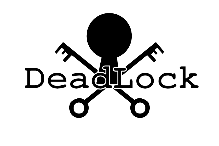 Deadlock T-Shirt Logo