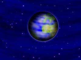 Planet Earth by Scarzzurs