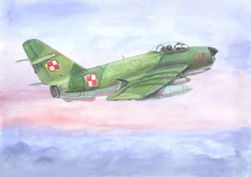 Polish Mig 17