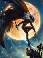 Vampire Hunter-D by MRAIDEN88