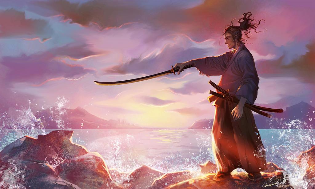 Image result for musashi miyamoto