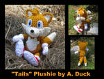 Tails Plushie