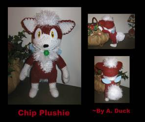 Chip Plushie