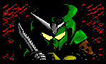 Green Beret Gundam