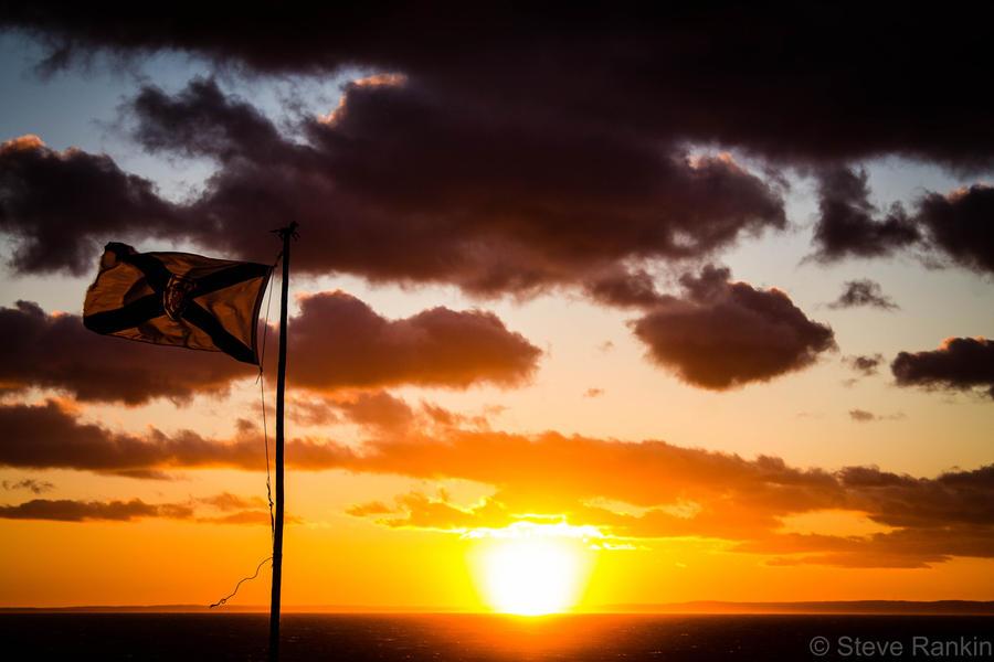 Nova Scotia Sunset by steverankin