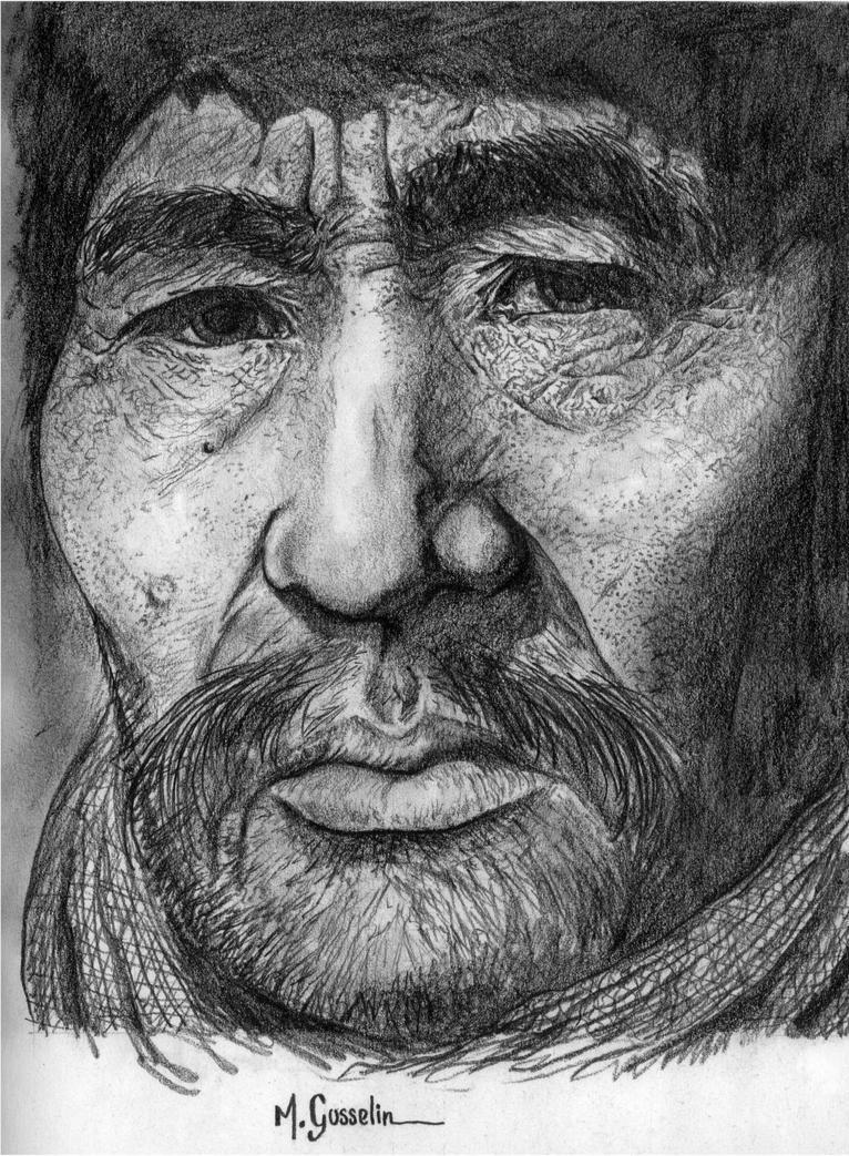 MONGOLIAN by marcgosselin