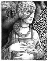 Queen of Chaos by marcgosselin