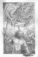 Poseidon by marcgosselin