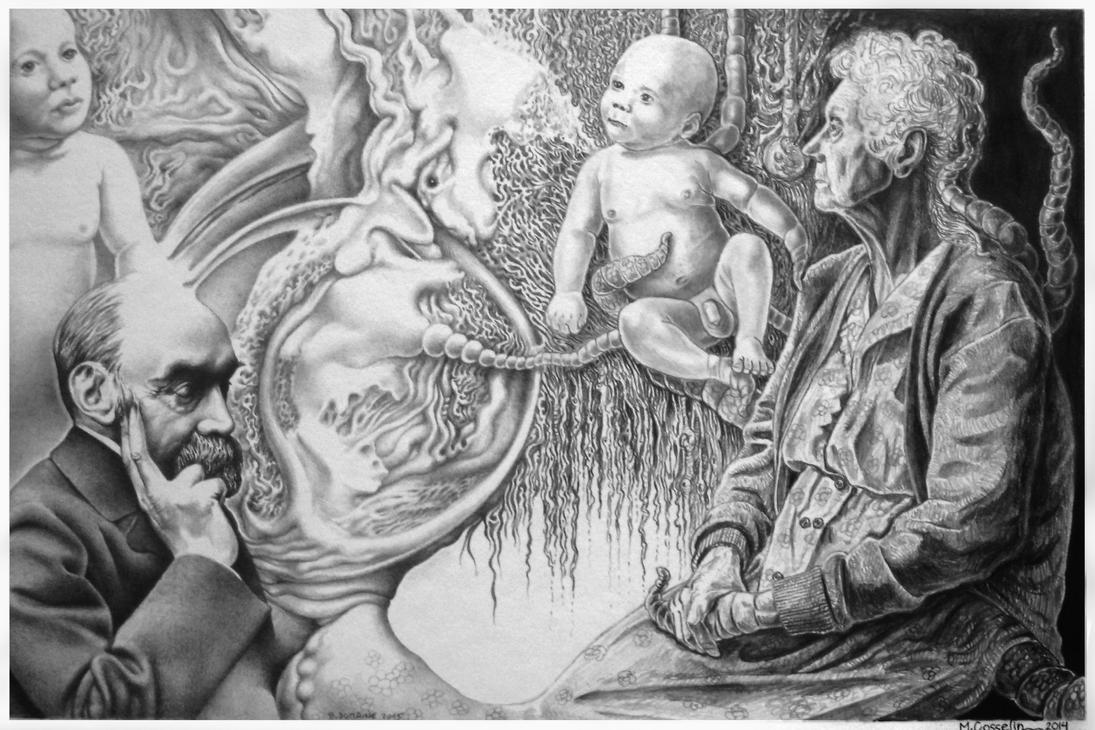 Raising Hector by marcgosselin