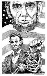 Emancipation Proclamation by marcgosselin